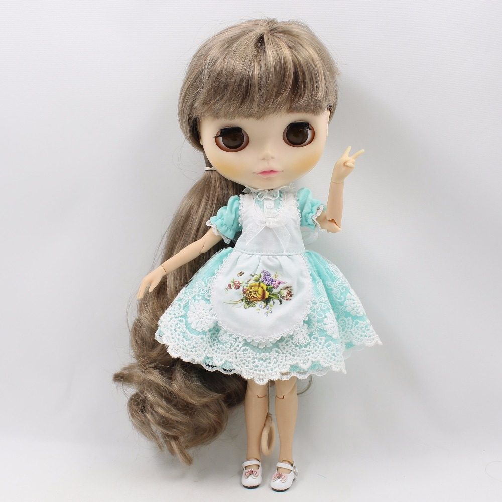 Neo Blythe Doll Apron Clothes 3