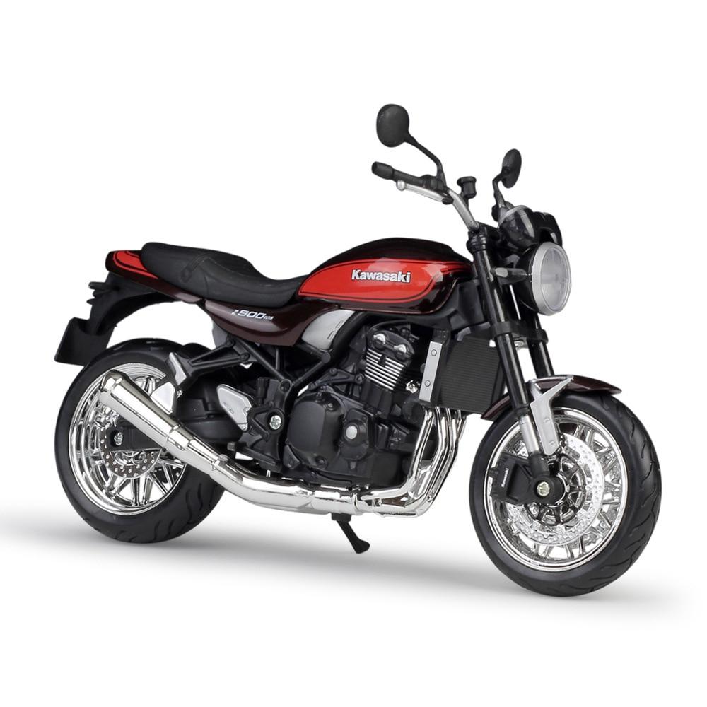 1:12 Maisto Kawasaki Z900RS Diecast Motorcycle