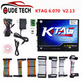 Best Quality A+ Ktag 2.13 Hardware V6.070 No Tokens Limited Works Multi-cars/trucks K Tag 2.13 Ecu Chip Interface K-tag Master