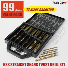 14 Sizes Assorted Drill Bit 1.5-10mm HSS Straight Shank Electrical Tool Twist Drilling  DS-99 цены