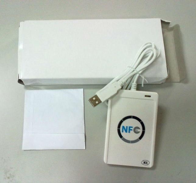 USB ACR 122U NFC kontaktløs smart ic Kortlæser og forfatter - Sikkerhed og beskyttelse - Foto 3