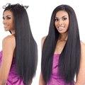 Aliexpress Hair 10A Peruvian Straight 4 Bundles Queen Virgin Hair  Peruvian Straight Hair Weaving Wonderful Remy Hair Products
