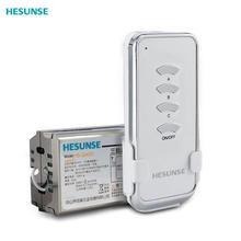 Frete grátis HS-QA023 Três Canais de Controle Remoto Digital Sem Fio Interruptor 85V-265V