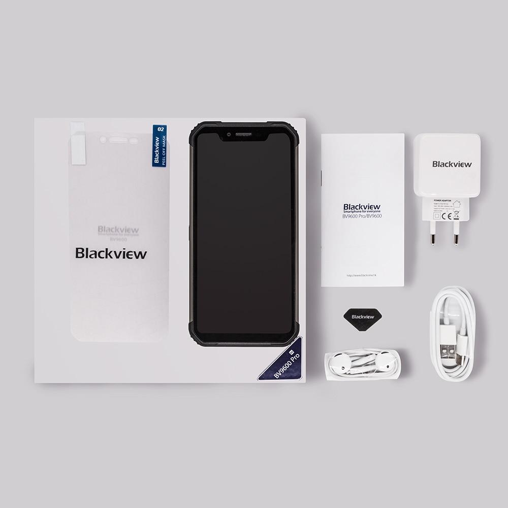 US $315 99 21% OFF|Blackview BV9600 Pro IP68 Waterproof Mobile Phone Helio  P60 6GB+128GB 6 21