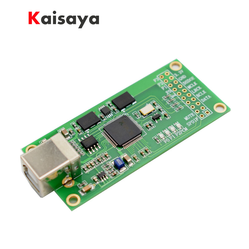 New XU208 xmos USB SITIME crystal digital audio interface U8 upgrade asynchronous amanero module for hifi