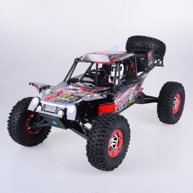 New rc racing car 10428-c 1:10 46cm 2.4G 4WD 30KM/H bigfoot double speed remote control off-road climbing vehile car vs FS 53625