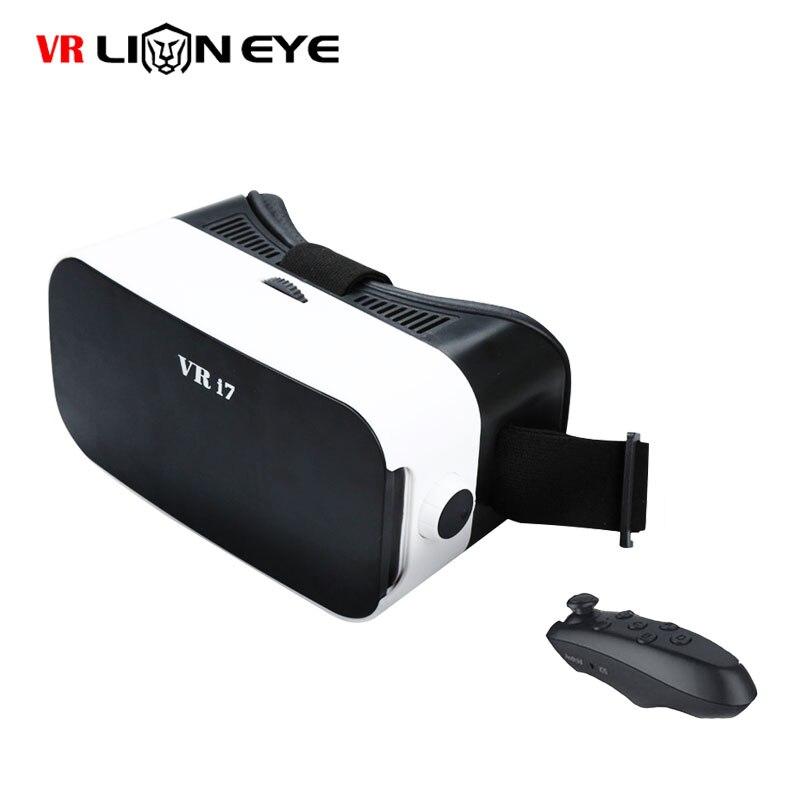 Caja de vr vr gafas de realidad virtual 3d glasses binocular barato dispositivos