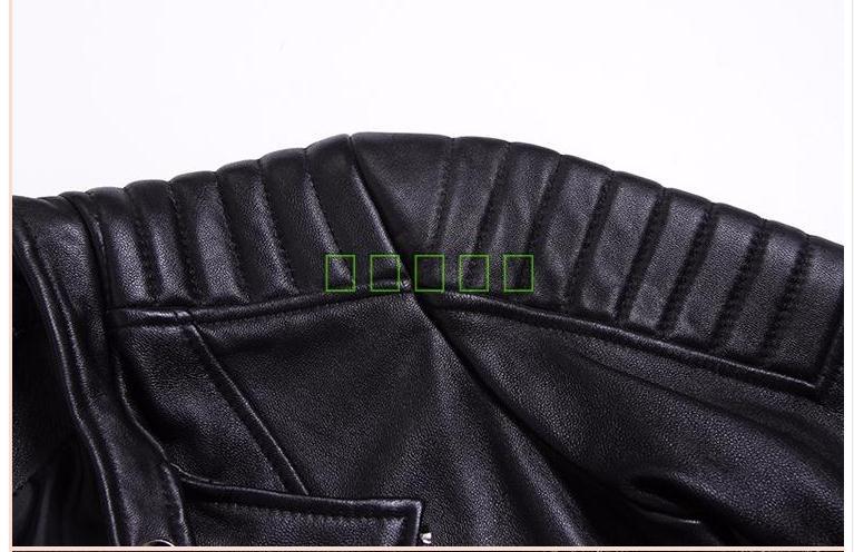 HTB1VmbTboD.BuNjt ioq6AKEFXaA Moto biker style,Plus size Brand soft sheepskin leather Jackets,mens genuine Leather jacket, motorbiker slim coat