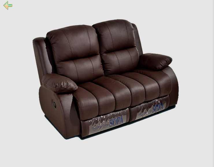 Living Room Sofa set corner sofa recliner electrical couch