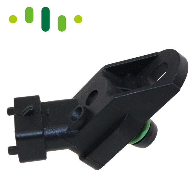 Map Sensor In Car: Auto Car MAP Sensor Intake Air Boost Pressure Manifold