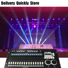 Show Time DMX 256A Controller with bulid-in shape professional dmx 512 console good use for DJ disco party led moving head стоимость