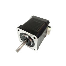 Nema 17 42 Hybrid Stepper Motor 1.8 Degree 4 Lead 2 Phase 48mm 52N.cm 1.3A for CNC 3D Printer Milling Machine Free Shipping цена 2017