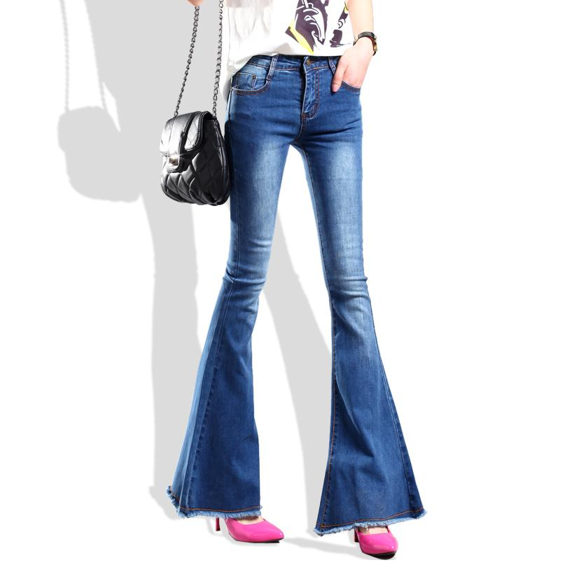 Aliexpress.com : Buy High Quality Promotion Women's Slim Boot Cut ...