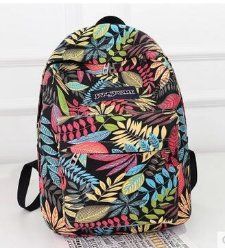 Free Shipping Jan Sport backpack man with woman backpack