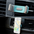 Suporte celular Automobile air-conditioning outlet cellular phone support Car navigator bracket Suitable