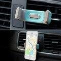 Suporte de celular para saída de ar condicionado para carro, suporte navegador de carro para uma variedade de produtos eletrônicos