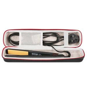 Image 4 - Yeni Taşınabilir Taşıma EVA saç düzleştirici için Ghd V Altın Klasik Şekillendirici Şekillendirici Aracı Kutusu Koruyucu Bigudi çanta kılıfı