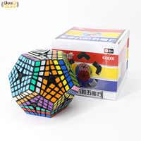 Shengshou Wumofang 6x6x6 Magic Cube Elite Kilominx 6x6 Professional Dodecahedron Cube Twist Puzzle Educational Toys