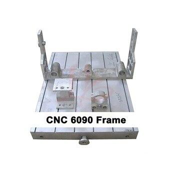 Фрезерный станок с ЧПУ рама 6090 для дерева гравер гравировальный станок с ЧПУ 80 мм Шпиндельный зажим