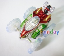 RC Mini Stunt Dancing Monster Car with Rotating Wheel