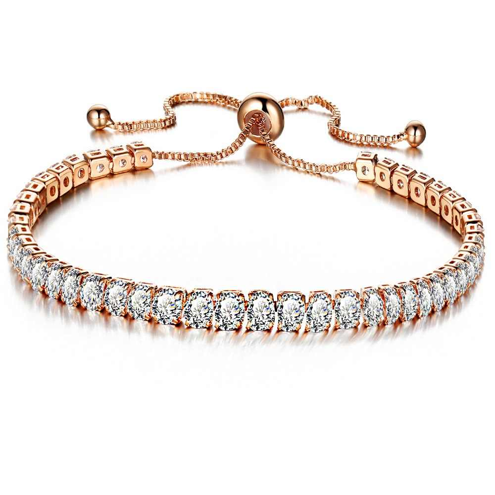37a831ff8544c Detail Feedback Questions about CWWZircons Adjustable Bracelet ...