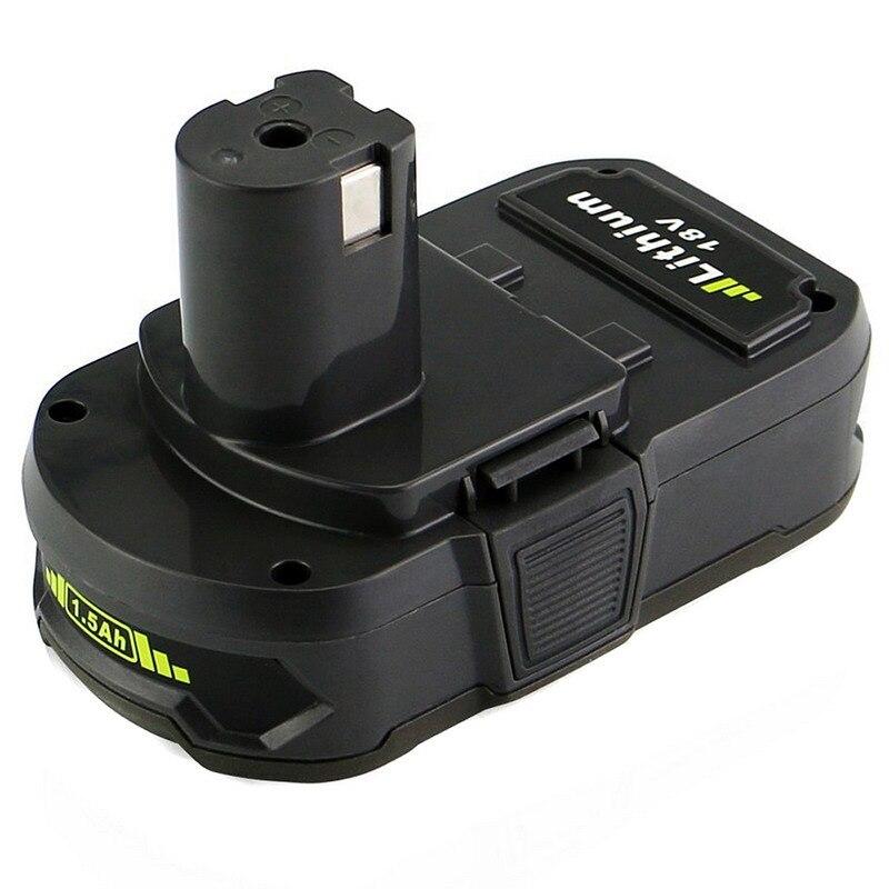 ФОТО 2000mah Battery Power Tool RYOBI P104 RYOBI BPL1815 BPL18151 BPL1820 BPL-1820G P103 P104 P102 P105 P106 P107 VHK32 T40