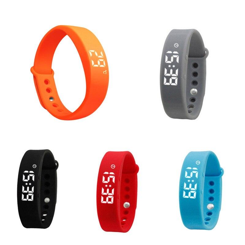 Fashion Smart Wristband W5P Smart Bracelet Pedometer Sleep Tracker Real time Temperature Display Smart band Fitness