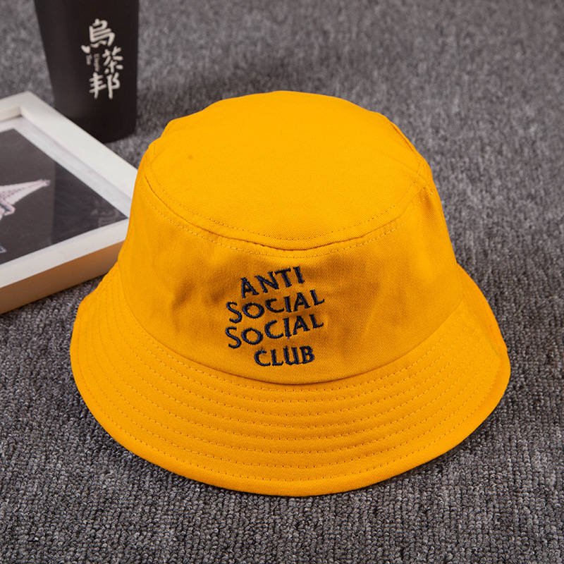 e6b388a2 BIG DEAL | LDSLYJR 2018 Cotton anti letter Bucket Hat Fisherman Hat outdoor  travel hat Sun Cap Hats for Men and Women 234