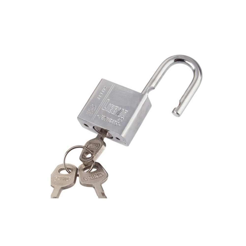 3 ปุ่มทนทานใช้ Heavy Duty ความปลอดภัยสูงล็อคประตูกล่องความปลอดภัยกุญแจสแตนเลส