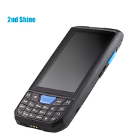 2 ndshine Android POS Terminal Barcode Scanner Draadloze PDA met 13.56 mhz Contactloze RFID Reader