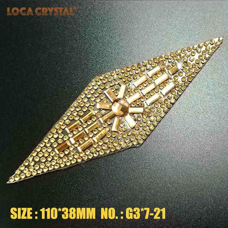 Detail Feedback Questions about Shinny Rhinestone Patch Iron on ... 429143ea347c