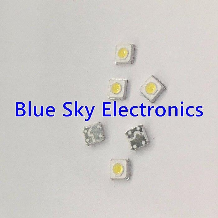 5000PCS SAMSUNG LED Backlight High Power 1W 3537 3535 100LM Cool white LCD Backlight for TV