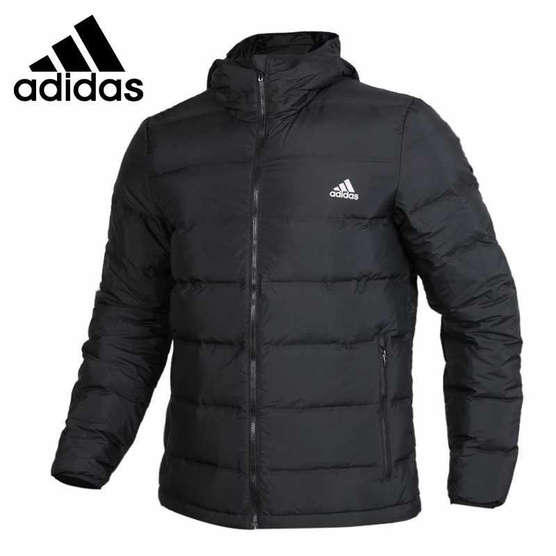 finest selection d43dc c26b0 Original New Arrival 2018 Adidas Helionic Ho Jkt Men s Down coat Hiking  Down Sportswear