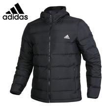 Original New Arrival  Adidas Helionic Ho Jkt Mens Down coat Hiking Down Sportswear