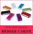 Alta Qualidade Retângulo de Metal USB Flash Drive 512 GB Pen Drive 256 GB Pendrive USB 2.0 de Memória de Disco Vara 128 GB 8 GB 16 GB 32 GB 64 GB