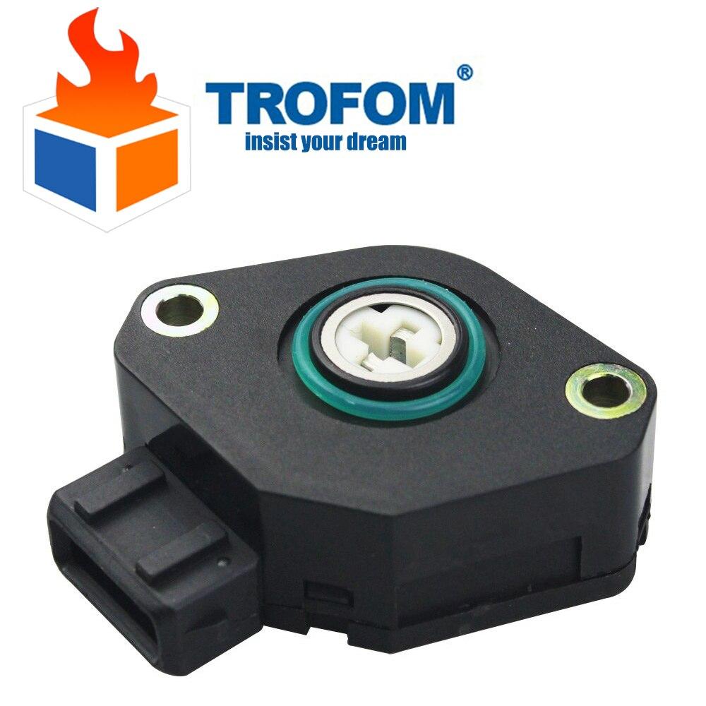 TPS Posição Do Acelerador Sensor Para VOLKSWAGEN VW JETTA GOLF Cabrio III 2.0 GTI 037907385N 16 v PASSAT 1.6 CABRIO 907067001