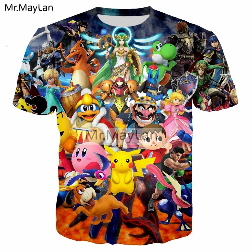 game-super-smash-bros-mario-font-b-pokemon-b-font-pikachu-cute-3d-print-tshirt-men-women-hip-hop-streetwear-t-shirt-boys-kawaii-tops-clothes