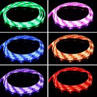 Smart LED Light Stripe 2M RGB Colors Light Rope WIFI Smart Touch APP Remote Control For