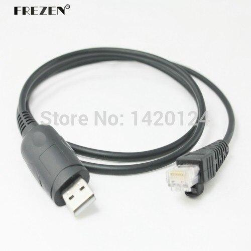 imágenes para Usb cable de programación para icom f110 mobile radio f-110 f500 f210 f1721 radio de dos vías con el envío libre