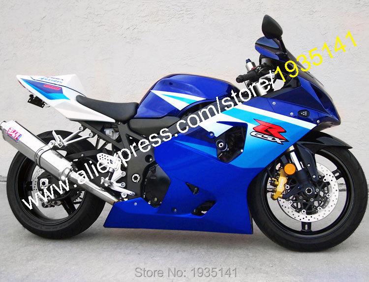Горячие продаж,для Suzuki GSXR 600 750 К4 04 05 системы GSX-Р 600 750 2004 2005 системы GSX-750 р послепродажного мотоциклов Обтекателя (литье под давлением)