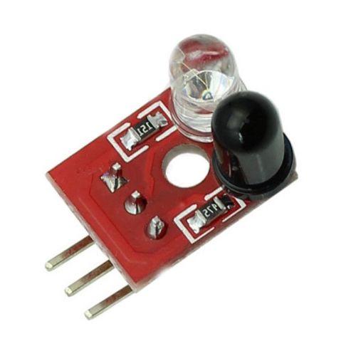 2 pcs Infrared Sensor Obstacle Avoidance Module Probe for Smart Car Robot