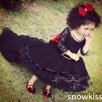 Custom Beautiful High Low Black 3 4 Sleeves Ball Gowns With Crystals Glamorous Lace Tulle Dresses
