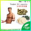 Alibaba Питания Тонгкат Али PE, здоровый тонгкат али капсулы экстракт корня 20:1 для мужского пола 500 мг * 200 шт./Мешок