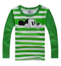Baby Boy Girl Kid Long Sleeve Tops