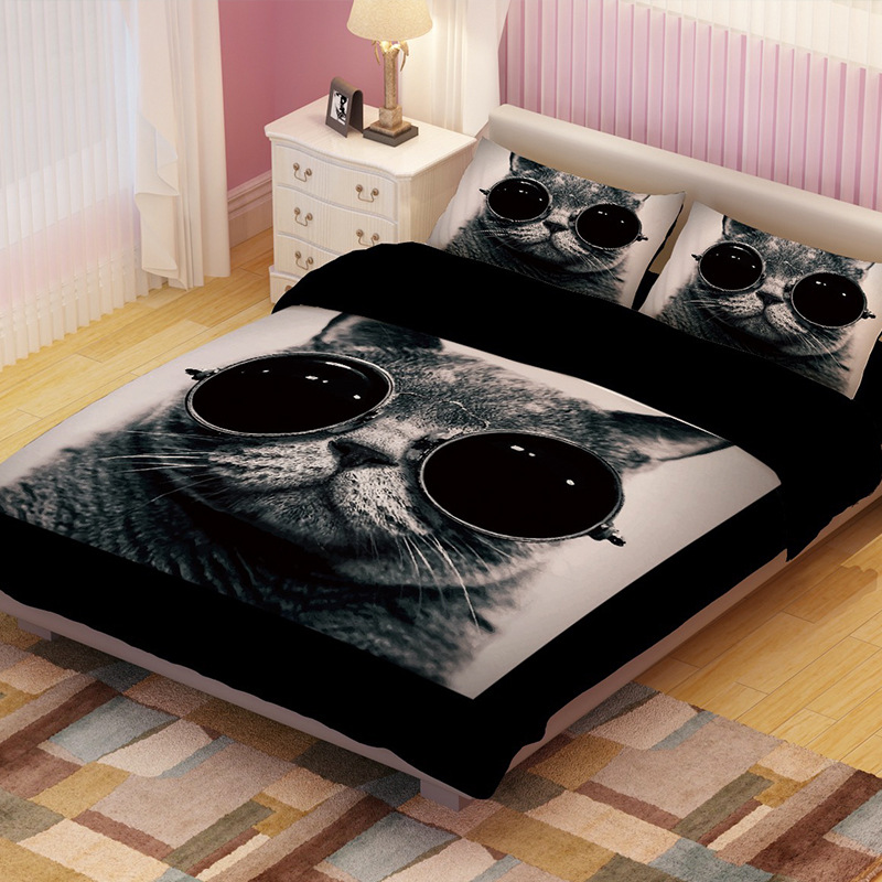 Cat Print Bedding Promotion Shop For Promotional Cat Print