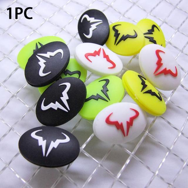1 piece Tennis Racket Shock Absorber to Reduce Tenis Racquet Vibration Dampeners Raqueta Tenis 1