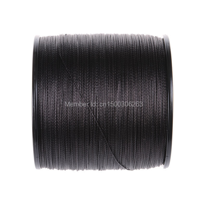 4 strands 500M black (2)