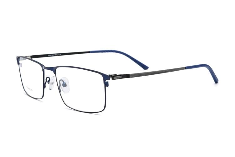 2dee1146ceb 2019 Titanium Alloy Screwless Eyewear Korean Glasses Frame Men ...