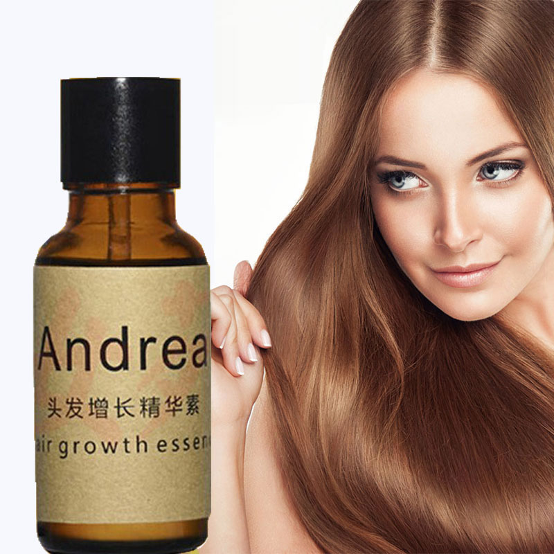 20ML Brand New Arrival Andrea Products oil Hair Growth Faster Grow Ginger Shampoo Stop Hair Loss Cosmetics image