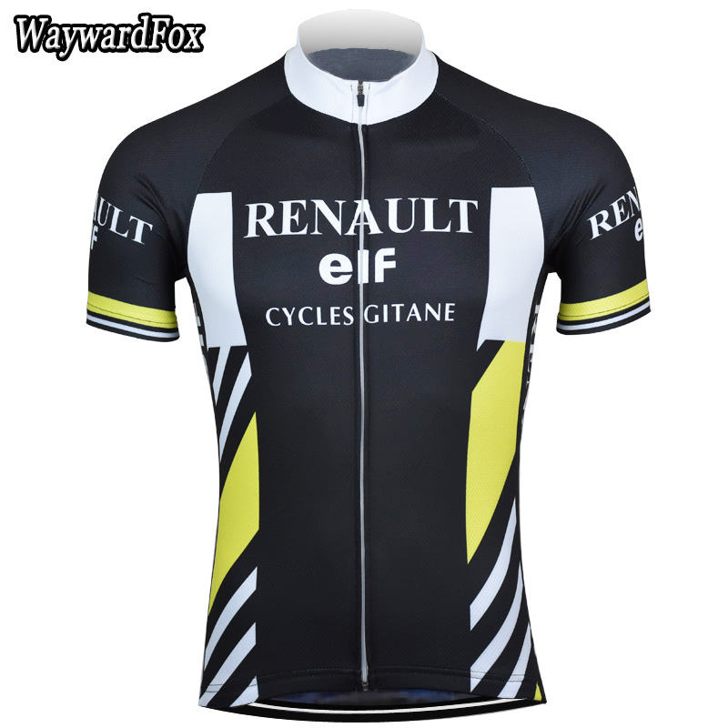 NEW Men s summer Retro cycling jerseys short sleeve classic black cycling  clothing bicycle wear ropa ciclismo 07b03fb64